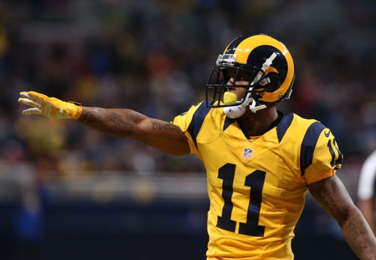 Tavon Austin poised to have a big year in L.A.