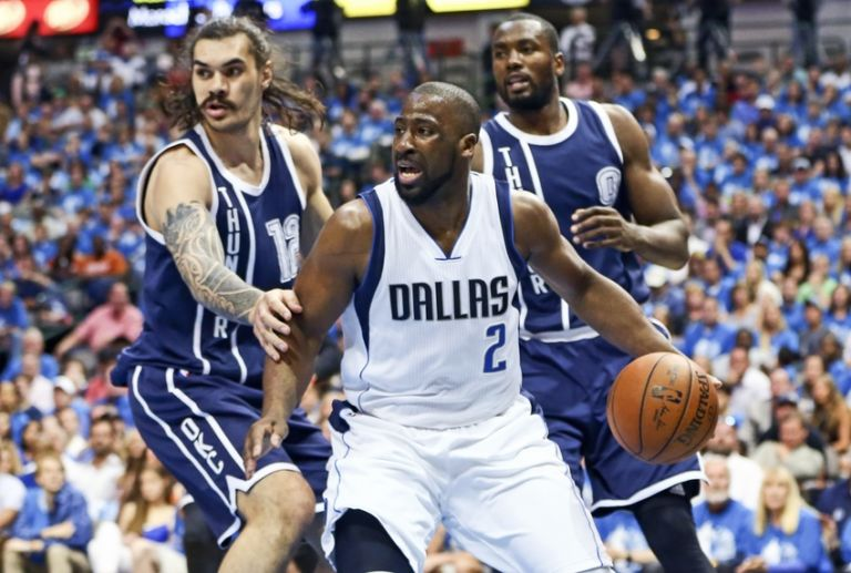 Raymond-felton-steven-adams-nba-playoffs-oklahoma-city-thunder-dallas-mavericks-768x517