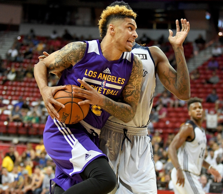 Lakers News: Zach Auguste Invited To Training Camp