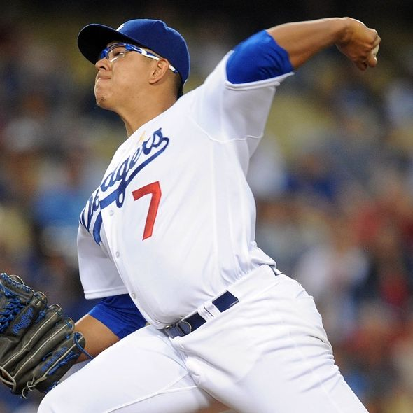 Julio Urias has plenty of expectations ahead of Game 4
