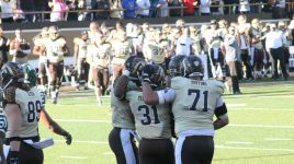Western Michigan Football Takes Home Victory Cannon