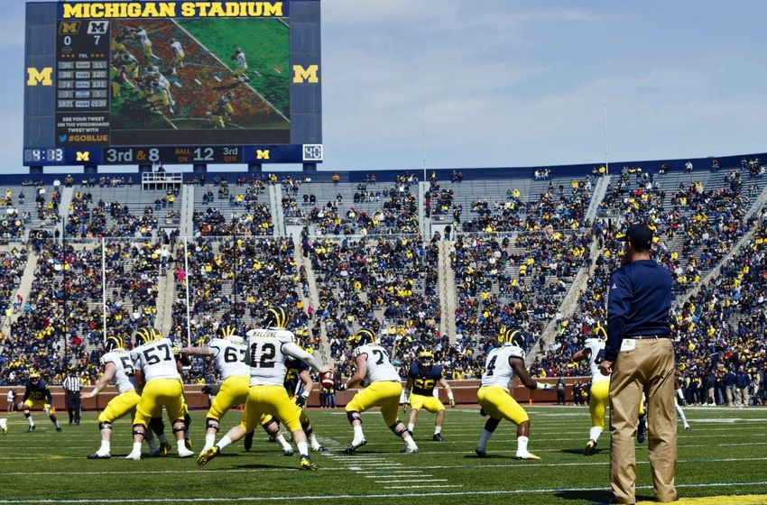Image result for Michigan Spring GAme