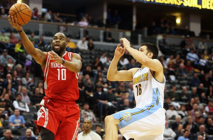 Detroit Pistons acquire Donatas Motiejunas, Marcus Thorton from Houston Rockets