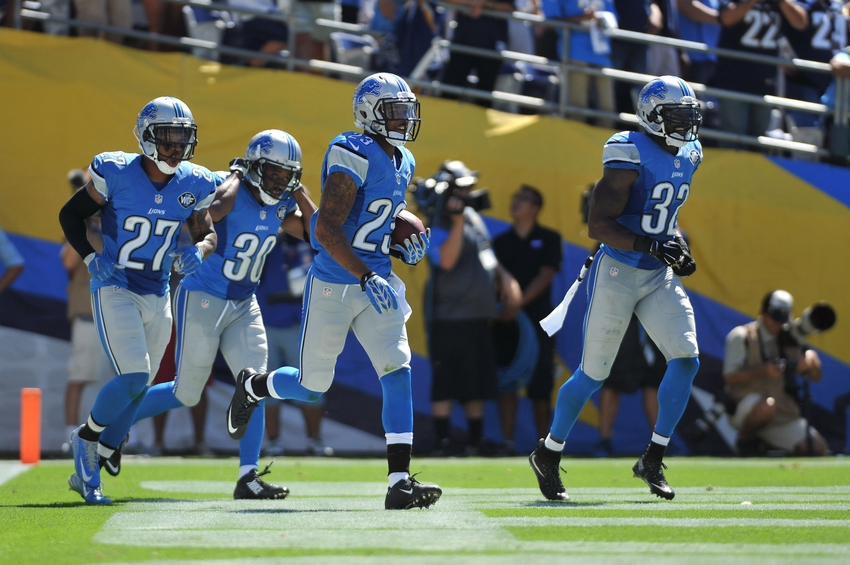 Top 10 Defensive Backs In Detroit Lions History
