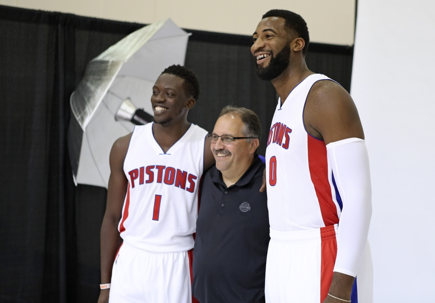 9568786-andre-drummond-reggie-jackson-stan-van-gundy-nba-detroit-pistons-media-day