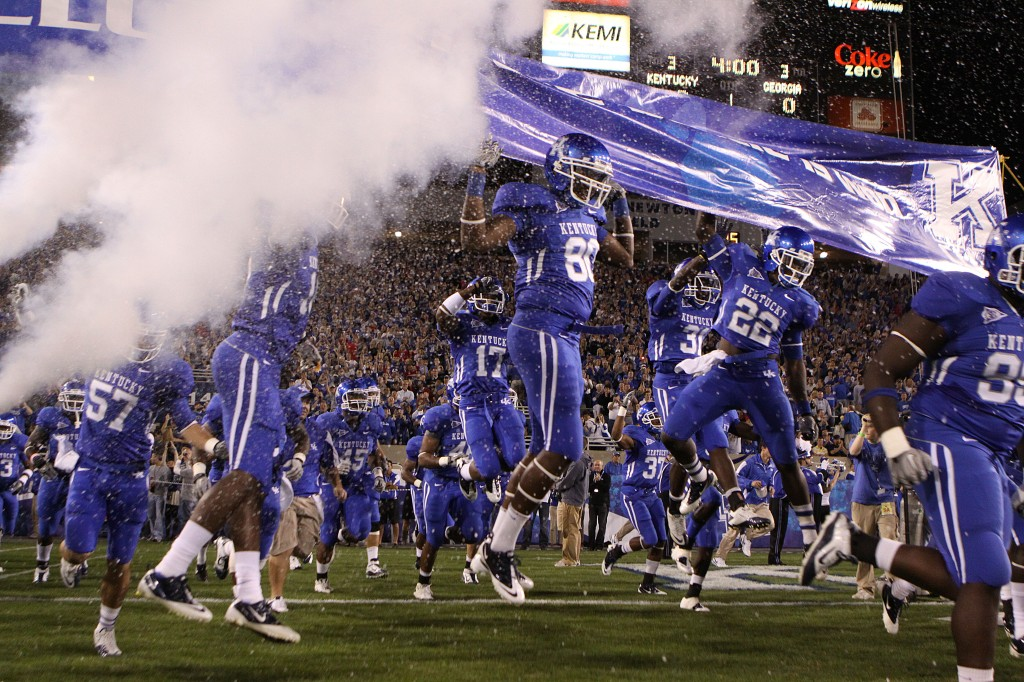 Kentucky Wildcats Football: Student Tickets on Sale