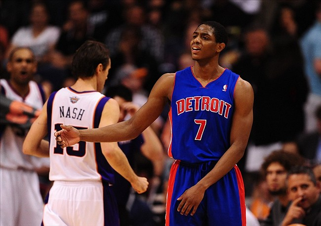 2012 NBA Summer League:  Brandon Knight's Pistons upend Enes Kanter's Jazz