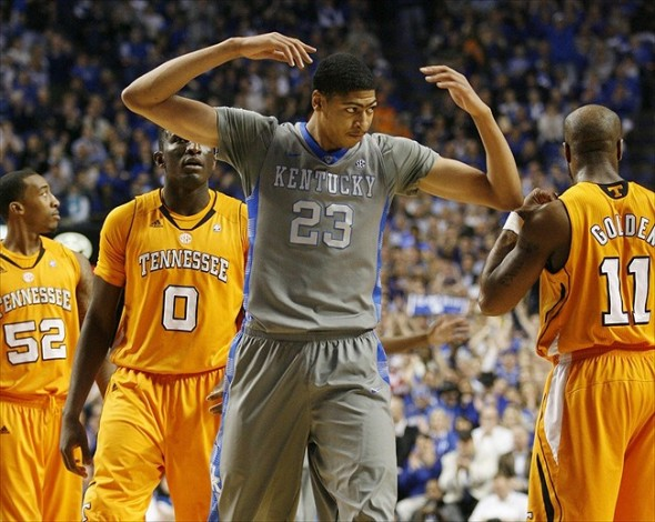 Uk Basketball: Kentucky Wildcats Basketball: Past Five Games Vs
