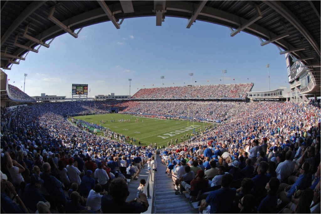 Kentucky Wildcat Football: My Old Kentucky Home - Wildcat Blue ...