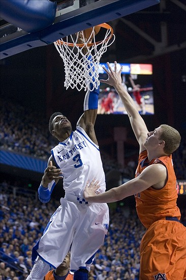 NCAA Basketball: Kentucky Wildcats 72 Auburn Tigers 62
