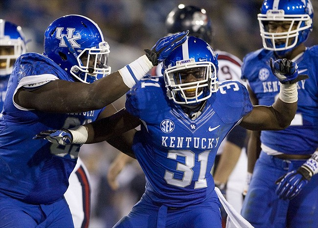 Kentucky Wildcats Football: Spring Game Weather Forecast ...