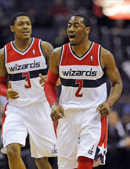 Former Kentucky Wildcats in the NBA: John Wall now ...