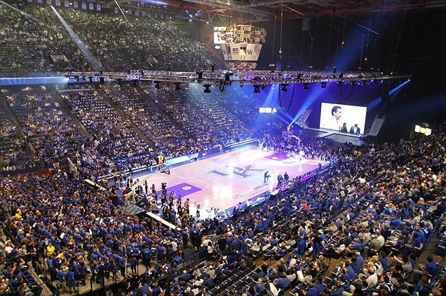 NCAA Basketball: Kentucky-Big Blue Madness