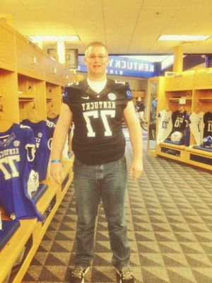Kentucky Recruit Mason Wolfe