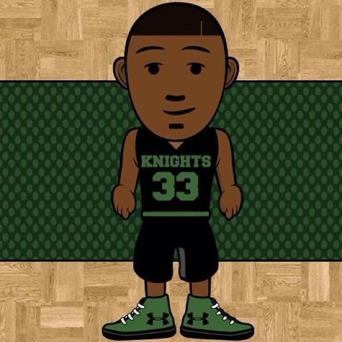 Picture from Diamond Stone's Twitter account: @Diamond_Stone33