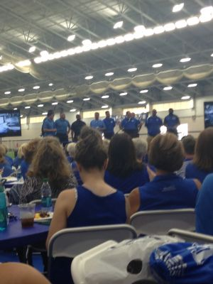 Photo by Lyndsey Gough UK Football Women's Clinic 2014
