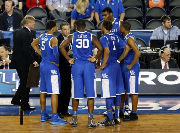 2013 Recruits Uk Basketball And Football Recruiting News: First Look At The 2014-15 Kentucky Wildcats Basketball