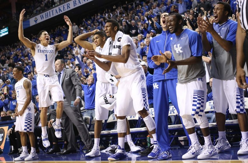 The Undefeated Kentucky Wildcats: Kentucky Wildcats Basketball: NCAA's Best Chance To Finish