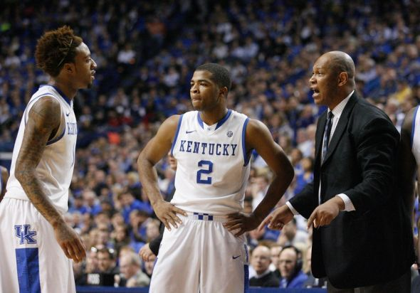 Calipari S Kentucky Wildcats Are Young Streaky And Loaded: Kentucky Basketball: Kenny Payne Previews Missouri Tigers
