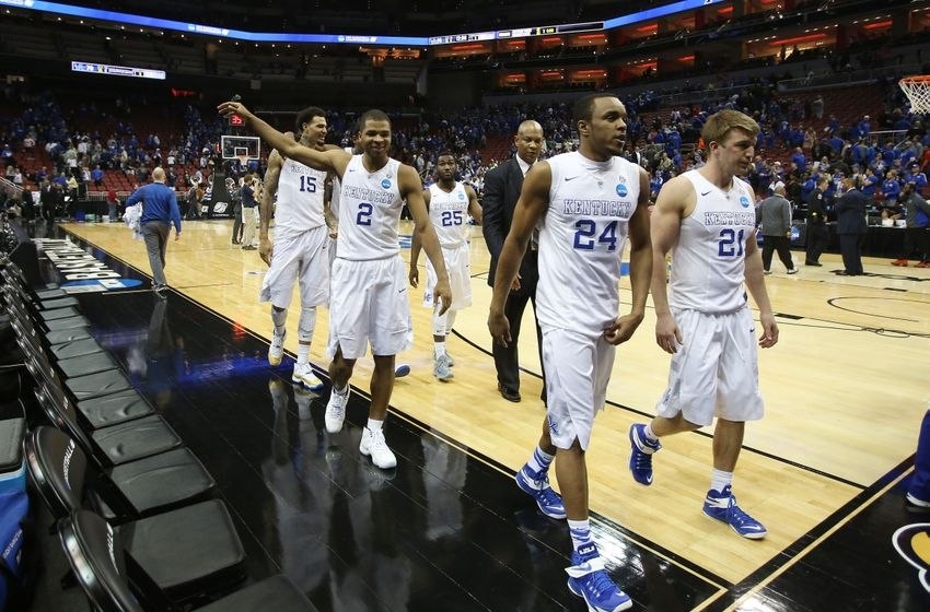 College Basketball Can Anyone Beat The Kentucky Wildcats: The Kentucky Wildcats Are Beatable, But Will Anyone Beat