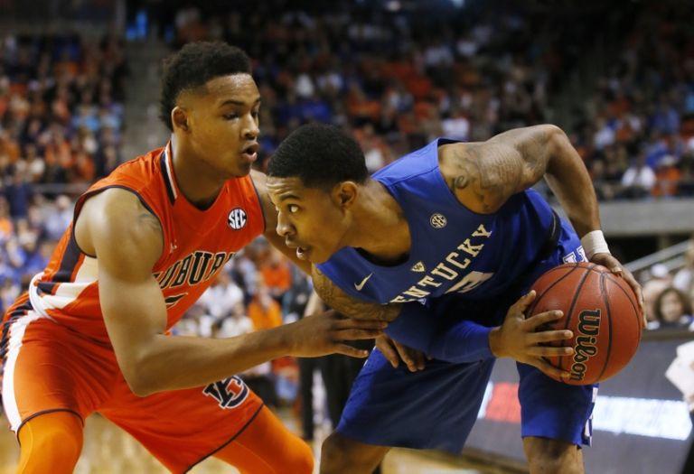 Tyler-lewis-bryce-brown-ncaa-basketball-kentucky-auburn-768x0