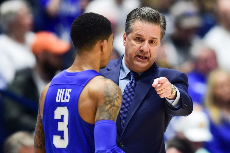 John-calipari-tyler-ulis-ncaa-basketball-sec-tournament-kentucky-vs-texas-a-m-768x511