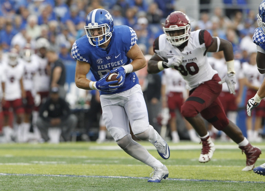 Kentucky Basketball Our First Look At The New Wildcats In: Kentucky Football: Players Who Broke Out Against NMSU