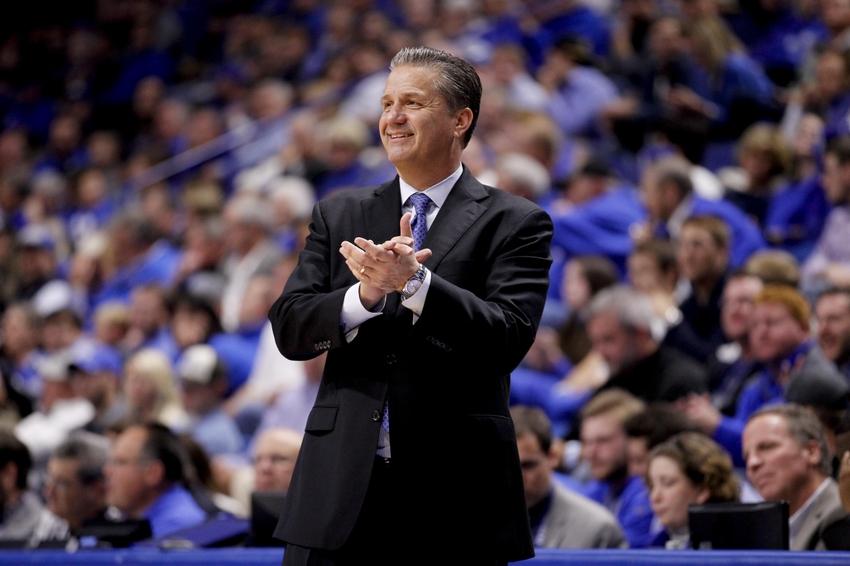 2013 Recruits Uk Basketball And Football Recruiting News: Kentucky Basketball: Cats Ascend To No. 1 Ranking