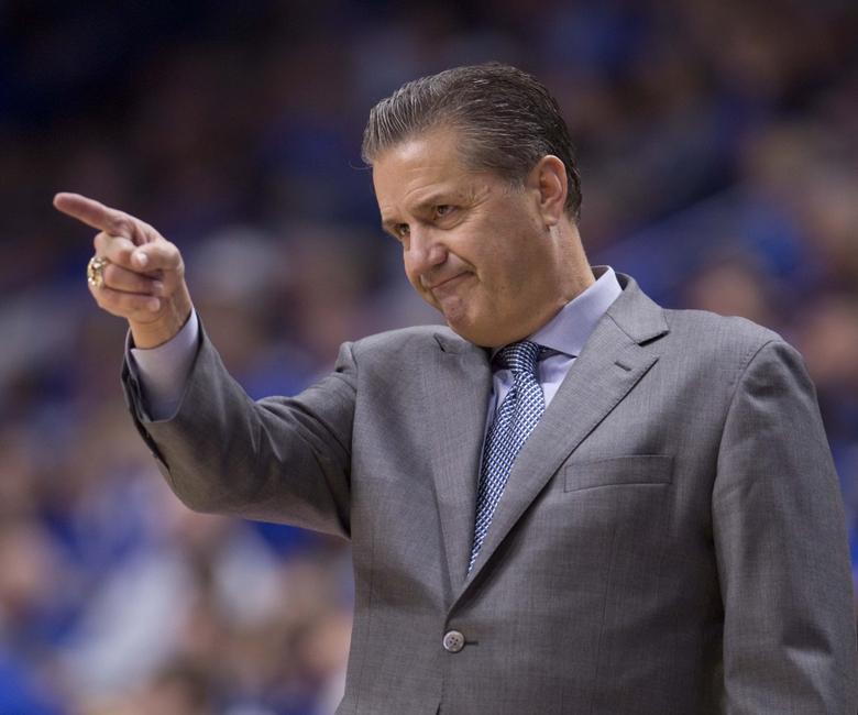Kentucky Basketball Coach John Calipari Previews 2016 17: Kentucky Basketball: Top Recruit Diallo Enrolls At UK