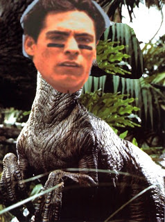 Marty Cordovelociraptor