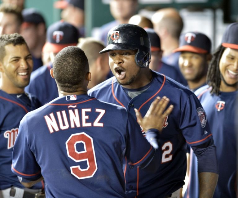 Eduardo-nunez-miguel-sano-mlb-minnesota-twins-kansas-city-royals-768x0