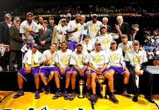 """The core of that team still is what it is, and as long as you keep Kobe and Phil, nothing changes."""
