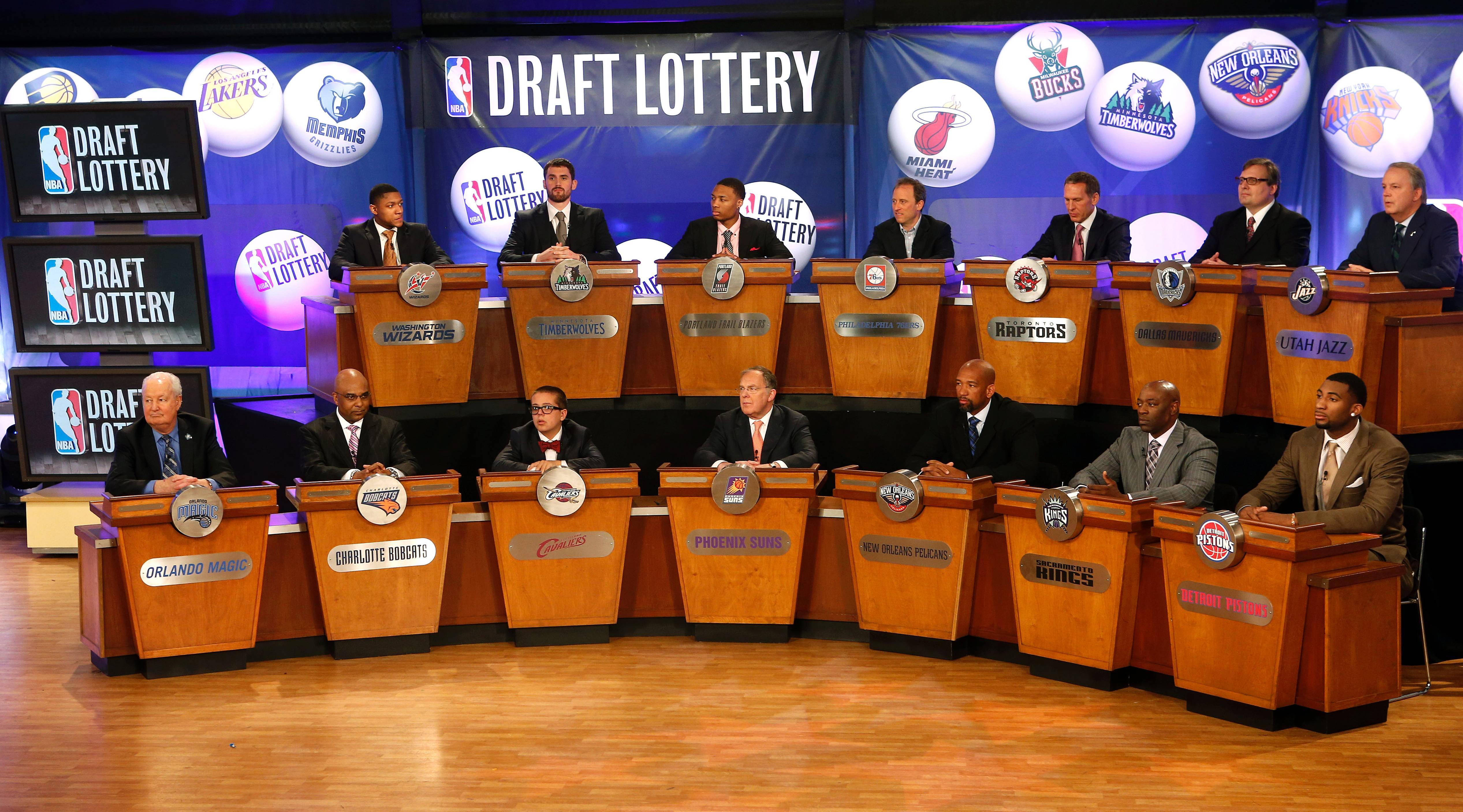 nba draft lottery - photo #32