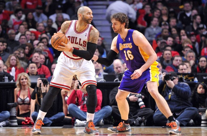 Lakers Rumors: Carlos Boozer for Pau Gasol trade?