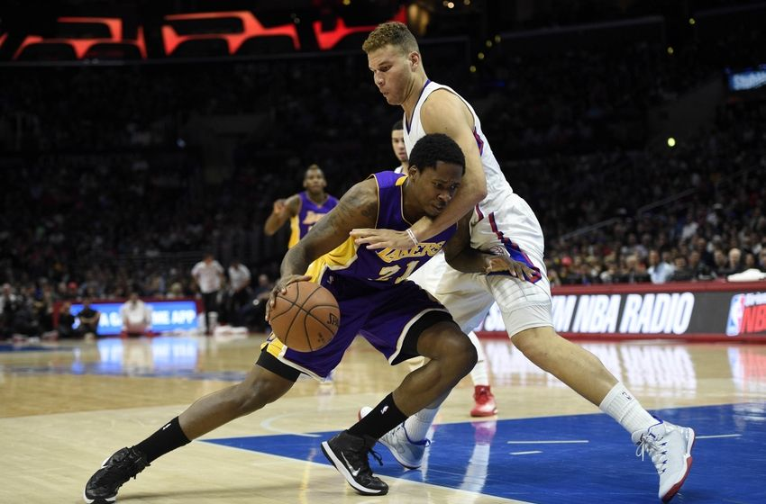 2015 Lakers Vs. Clippers