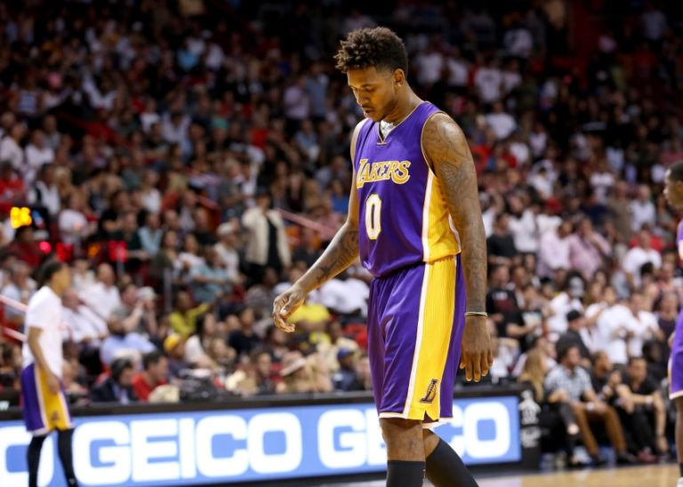 Lakers trade rumors la will look to move nick young