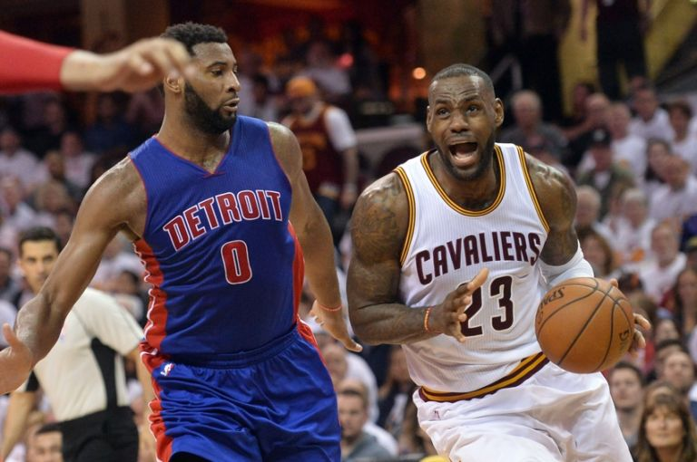 Andre-drummond-lebron-james-nba-playoffs-detroit-pistons-cleveland-cavaliers-768x510