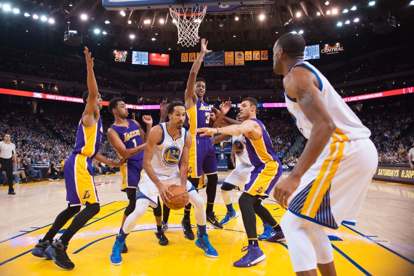 623bb25b809d Lakers  Ranking The Top 5 Most Fun Lakers to Use in NBA 2K17