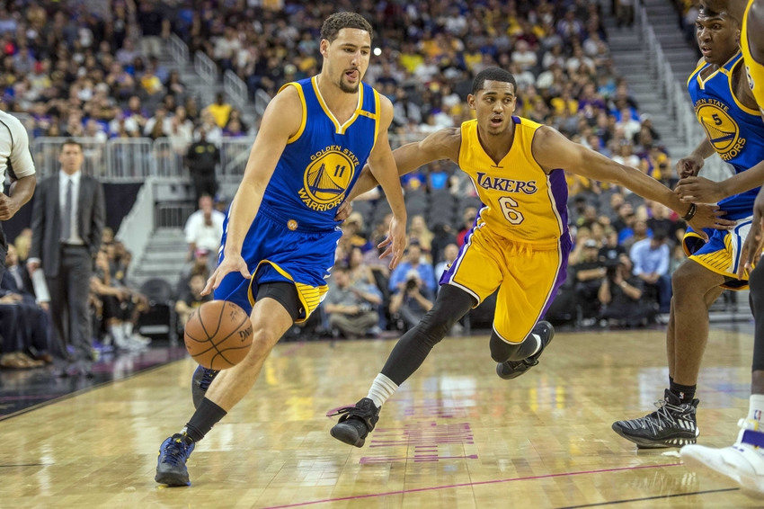 a33ceaee2674 Lakers  3 Takeaways From Preseason Loss to the Golden State Warriors ...