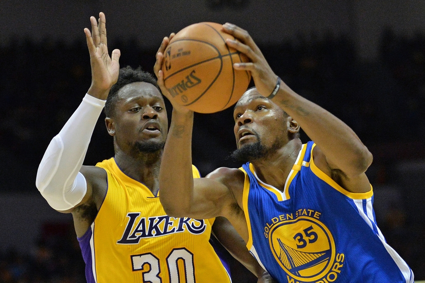 c4eb03f0b8bd Lakers  3 Takeaways From Preseason Rematch With Warriors