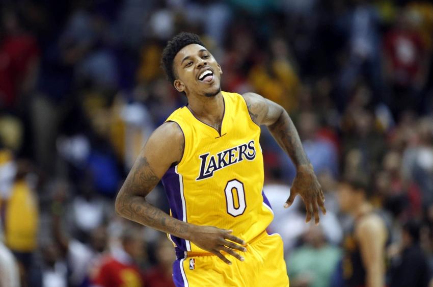 7c618c39a205 Lakers  Examining LA s Options At Shooting Guard Going Forward