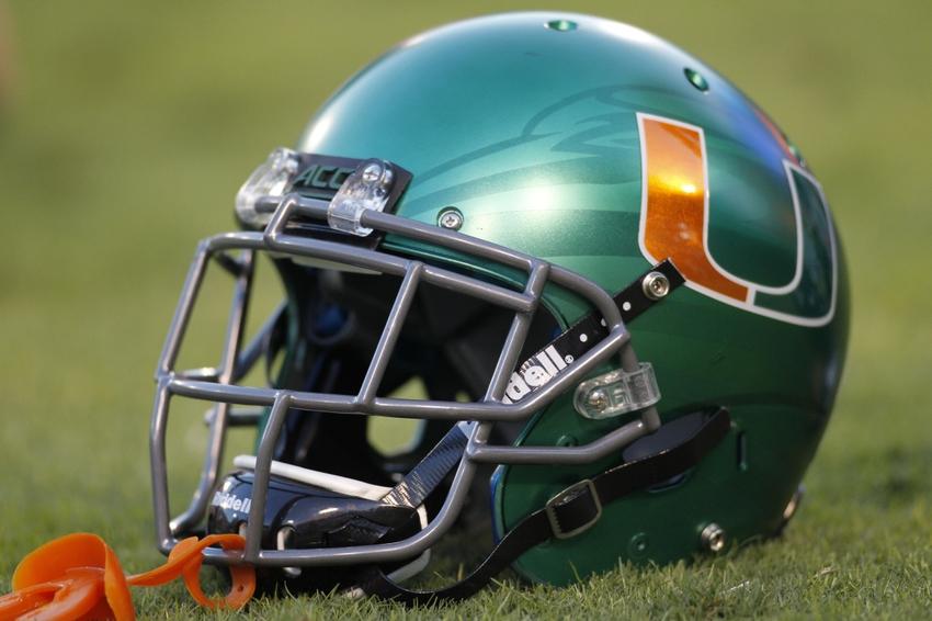 Miami Hurricanes To Honor Jose Fernandez With Helmet Decal