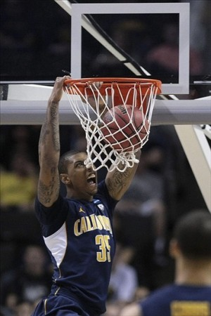 Cal's Richard Solomon dunks on UNLV