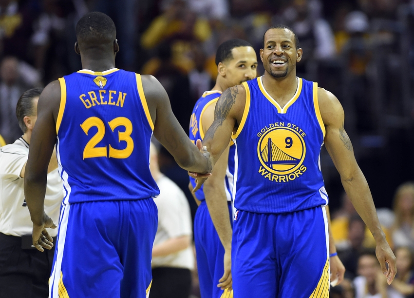 Andre-iguodala-draymond-green-nba-playoffs-golden-state-warriors-cleveland-cavaliers