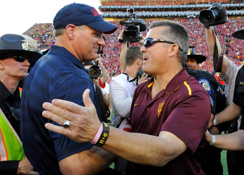 Todd-graham-rich-rodriguez-ncaa-football-arizona-state-arizona