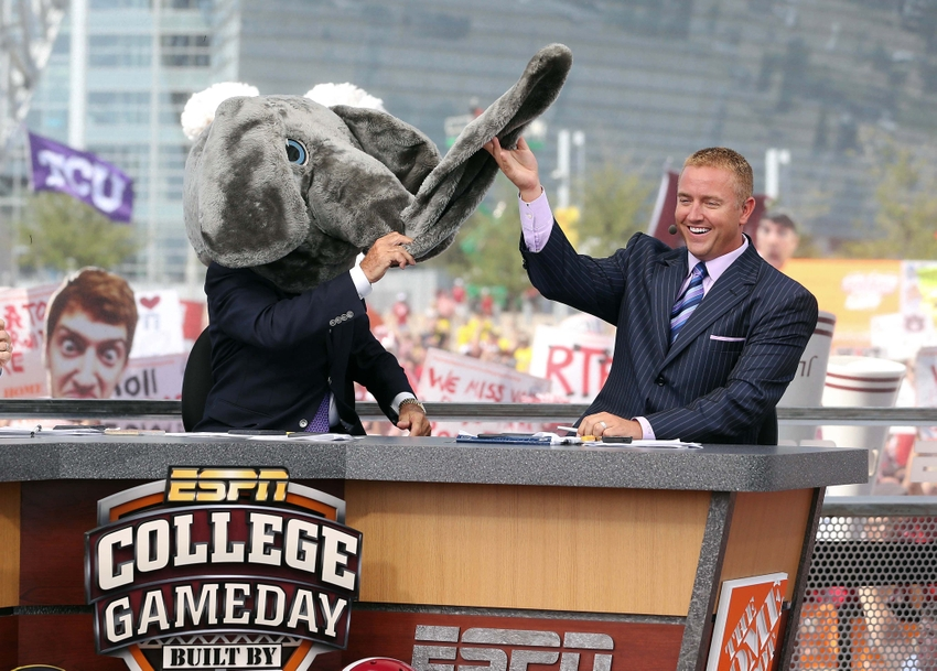 ncaa playoffs espn college gameday schedule