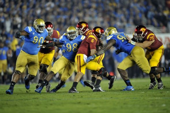 usc ucla betting line ncaa college football bowl scores