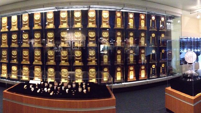 Ucla-trophy-room