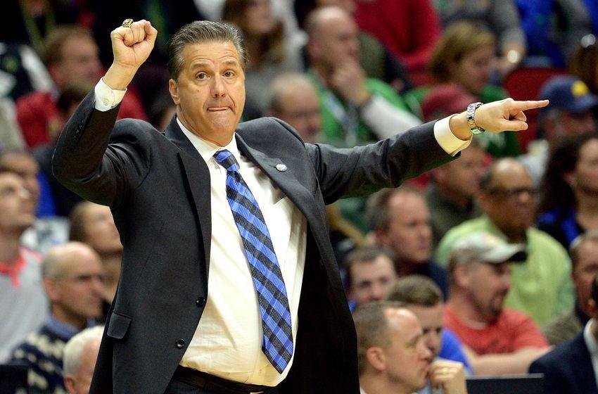 Kentucky Basketball Coach John Calipari Previews 2016 17: Kentucky's John Calipari Is Gunning For UCLA Basketball's