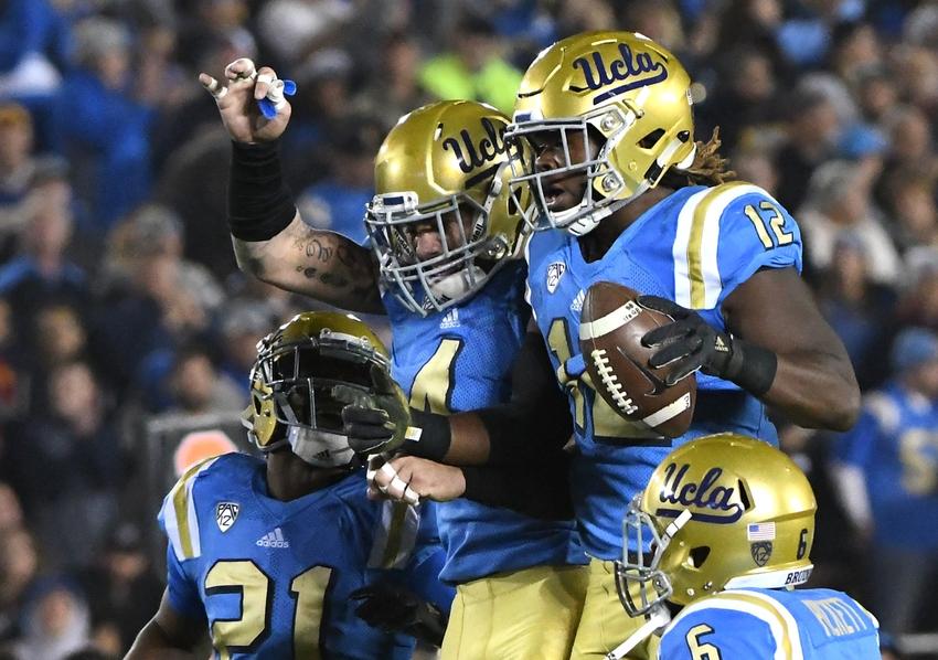 Ucla Football Team UCLA Football Position...